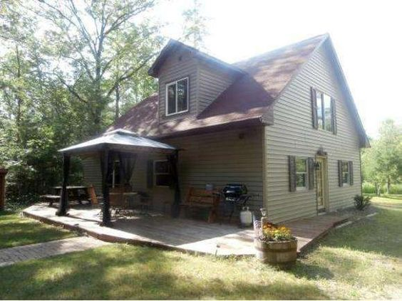 Home @ 13131 HWY 64 with 2 bedrooms and 1.5 bathrooms for $115,000