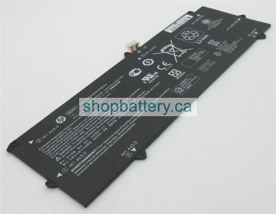 High Quality Hp Pro X2 612 G2 4 Cell Laptop Batteries Voltage 7 7v Capacity 5400mah 41 58wh Chemical Li Ion Color B Battery Shop Laptop Battery Battery