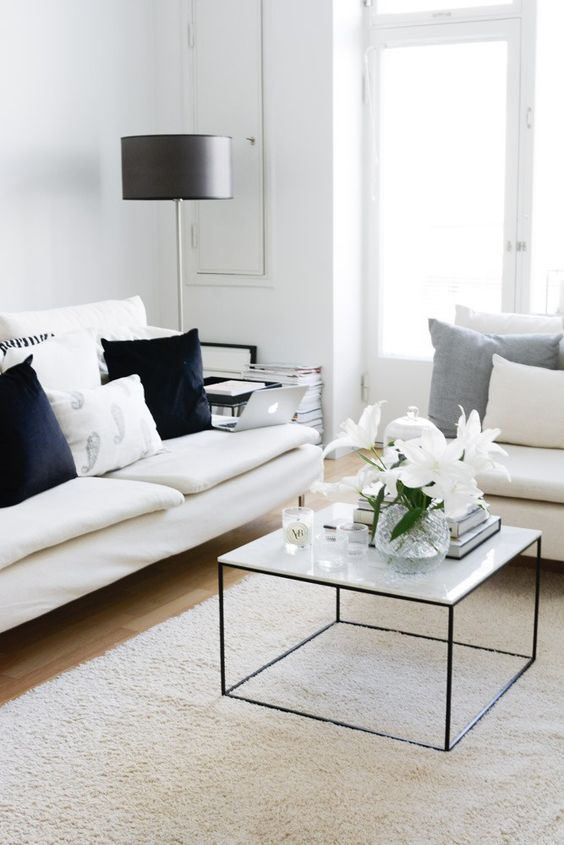 mia sophia living room home pinterest living room white lounge and small shelves. Black Bedroom Furniture Sets. Home Design Ideas