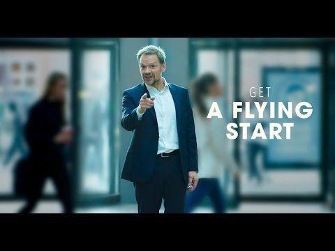 BI Norwegian Business School | A Flying Start - YouTube