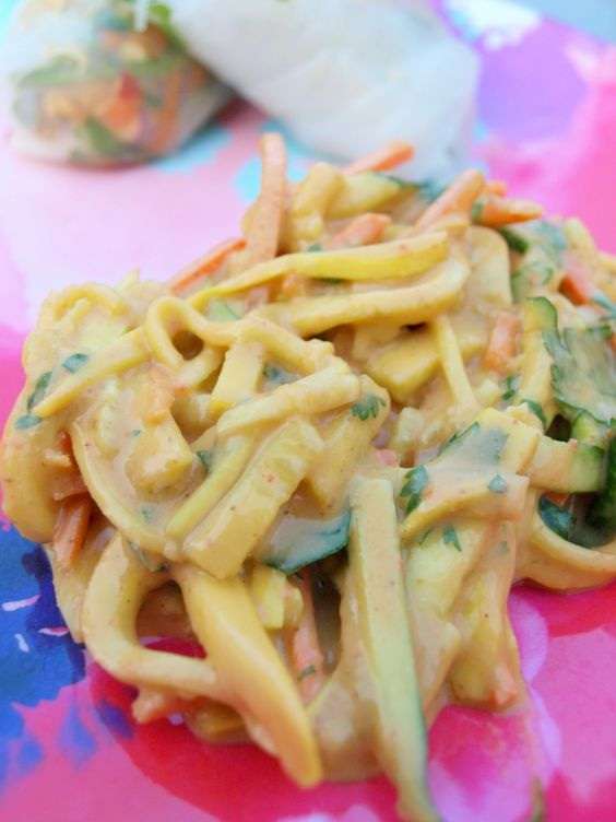 Abby's Raw and Vegan Vegetable Coconut Curry