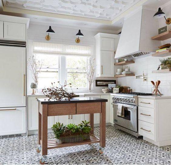 11 white kitchen design