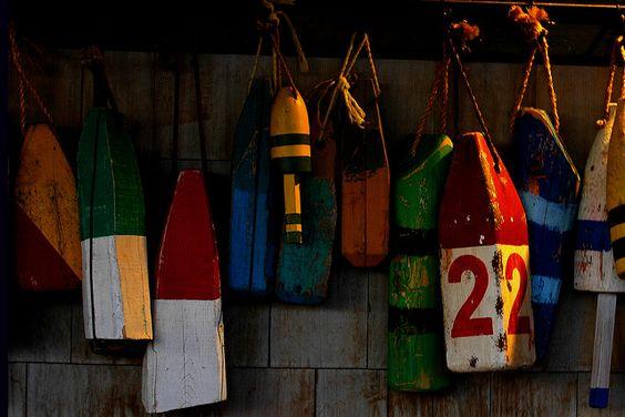Buoy--I by Adirondack111, via Flickr