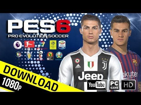 Pes6 Pro Team Patch 2019 Mini Patch 160 Mb Download Install Youtube Pro Evolution Soccer Pro Evolution Soccer 2017 Teams