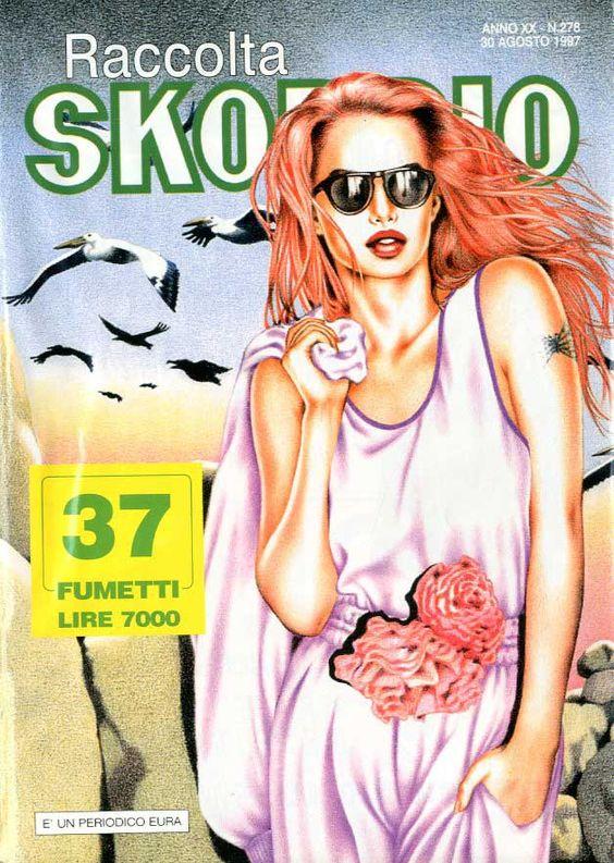 Fumetti EDITORIALE AUREA, Collana SKORPIO RACCOLTA n°278 AGUSTO 1997