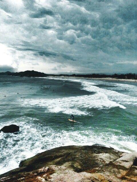 Garopaba - SC  Praia da Ferrugem