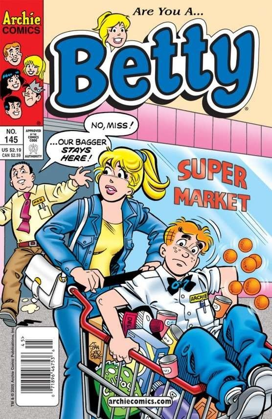 Pin By Erika Cano On Barchie Archie Comics Betty Archie Comics Comics