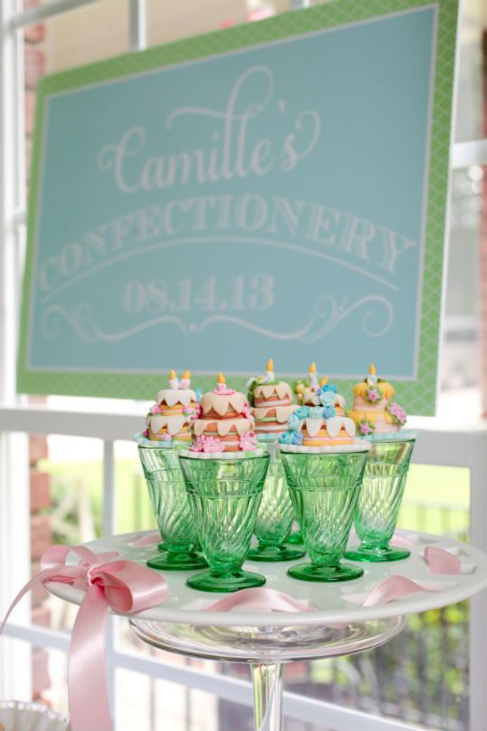 Confectionery party