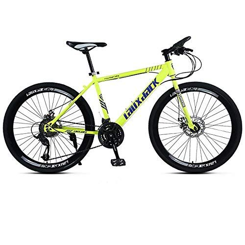 Rsjk Adult Mountain Bikes Cross Country Racing Bicycles Male And
