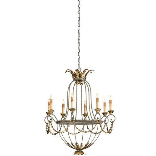 Currey Company Elegance Chandelier 9948 Chandelier Lighting Elegant Chandeliers Chandelier Ceiling Lights