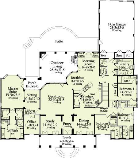 love our current house plan but if i was building a house