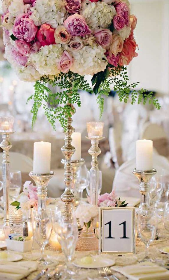 Wedding reception idea; Photo: K Holly Photography