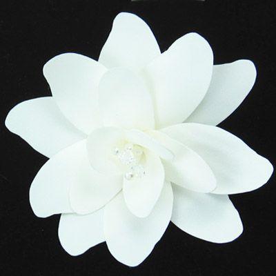 Victoria Soft Lilly Hair Flower