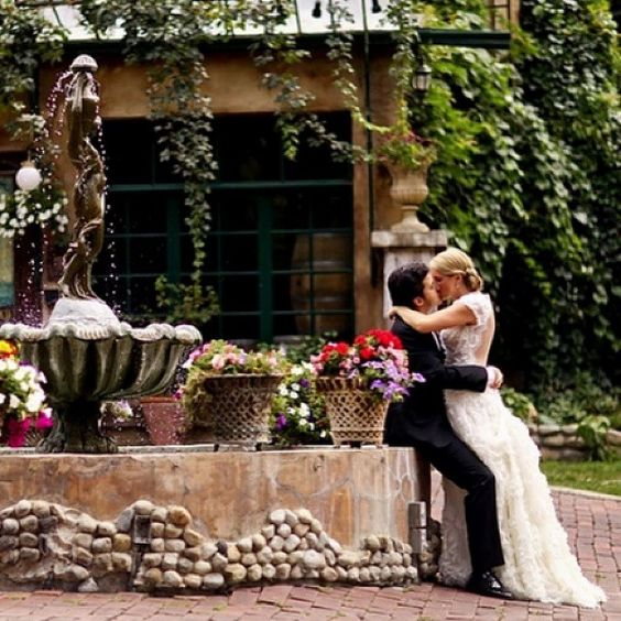 Stunning brides and grooms at @lacailleweddings take our breath away.