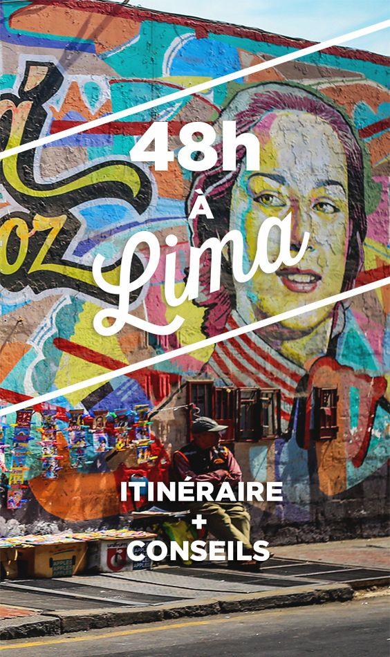 Lima (Pérou) en 48h: notre itinéraire pour ne rien manquer de la capitale
