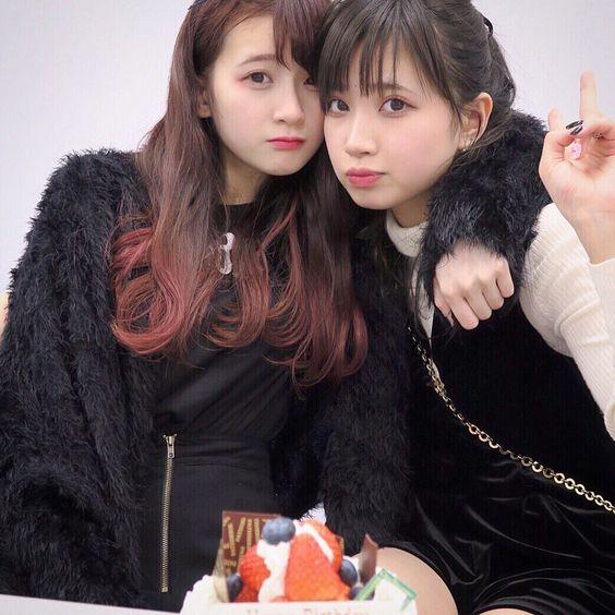 金子理江黒いファーコートが素敵な私服