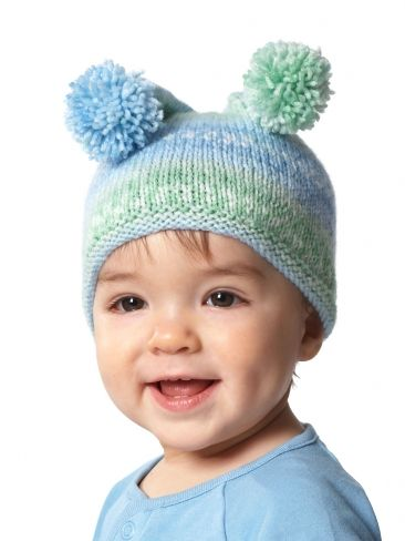 Free Pattern - Cute #knit jester hat is a whimsical and ...