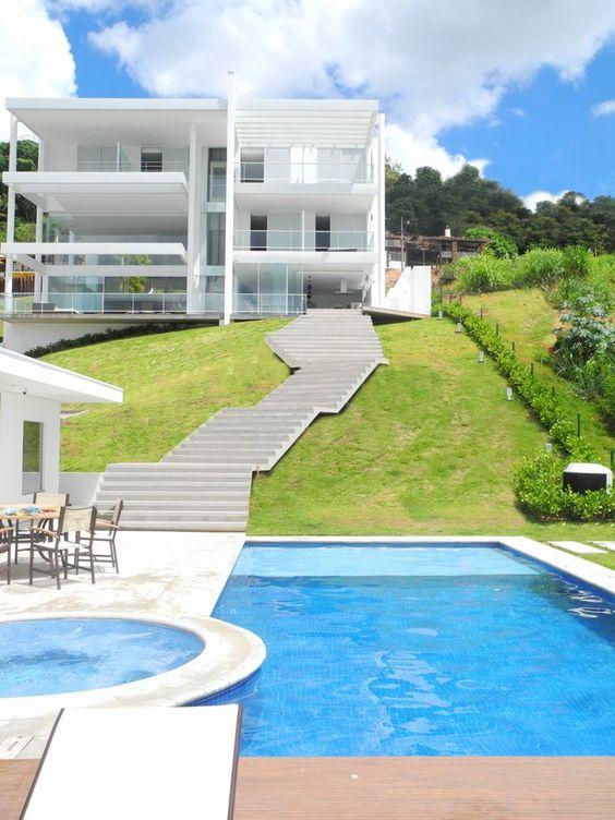 Residência Escarpas Do Lago by Barillari Arquitetura e Planejamento - Brazil