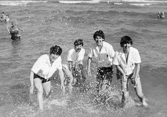 Les Beatles, Miami, 1964 - Getty