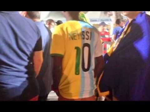 World Cup fan can't decide between Neymar and Lionel Messi, conjures 'Ne...