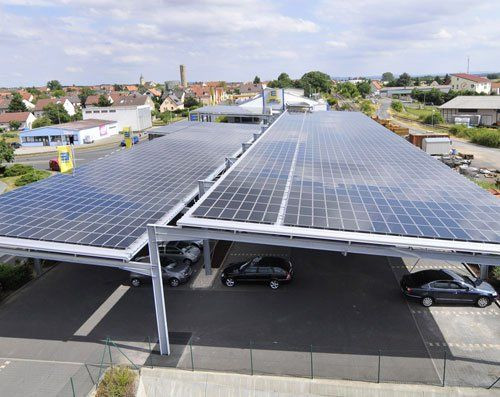 Car Ports Solar Provides Adequate Powering Stations For Electric Vehicles Solar Car Carport Solar