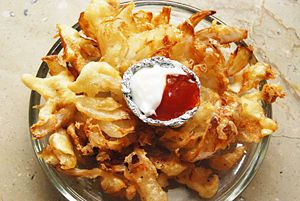Make a Blooming Onion