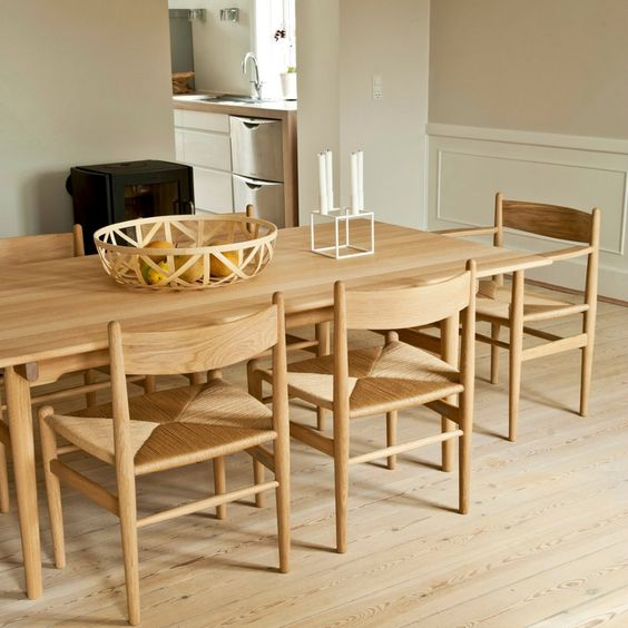 Shaker Kitchen Table