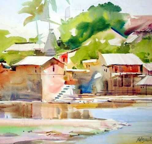 landscapes – milind mulick landscapes | & his art.. | ART ...