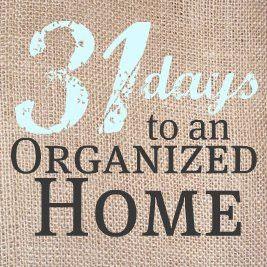 Home Organization kdcrutchfield