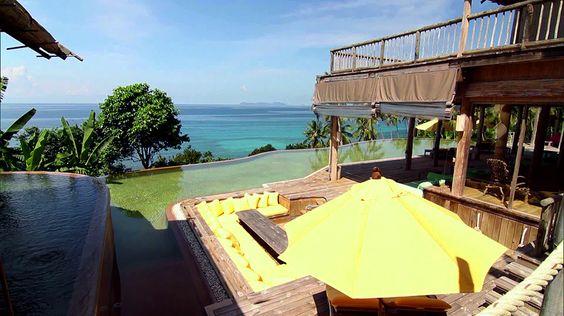 Soneva Kiri Resort & Spa, Koh Kood Island, Thailand : Extreme Vacation Homes : TravelChannel.com