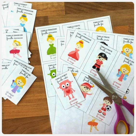 10 printables à imprimer d'urgence pour occuper les enfants - Un jour un jeu