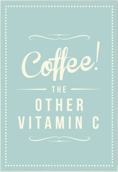: Coffee Bar, Coffee Coffee, Things Coffee, Coffee Time, Coffee Quotes Funny, Coffee Tea, Vitamin C, Coffee Station, Coffee Addict