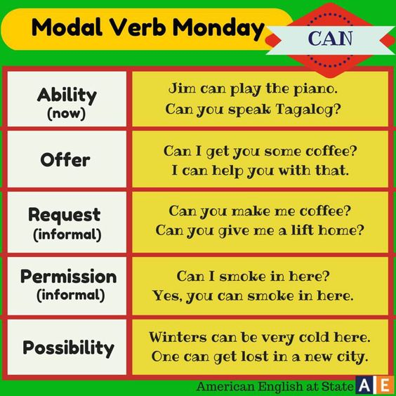 Can I use two verbs in a row?