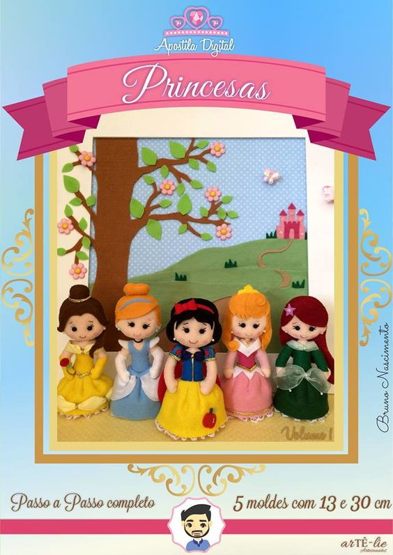 ***APOSTILA DIGITAL PRINCESAS***