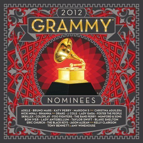2012 GRAMMY Nominees: http://www.amazon.com/2012-GRAMMY-Nominees-Various-Artists/dp/B0068CEGT0/?tag=2012lifestyle-20