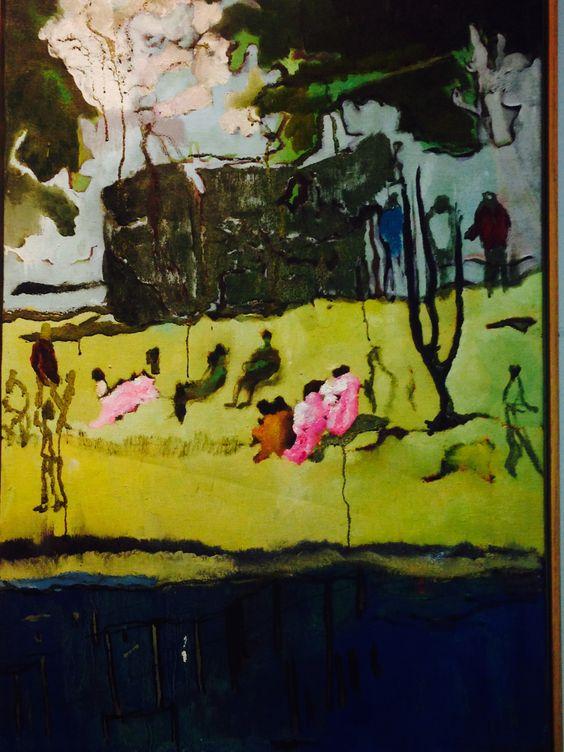 Pinturas de Peter Doig