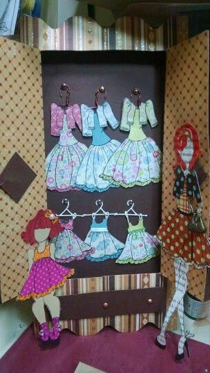 Prima Doll Armoire