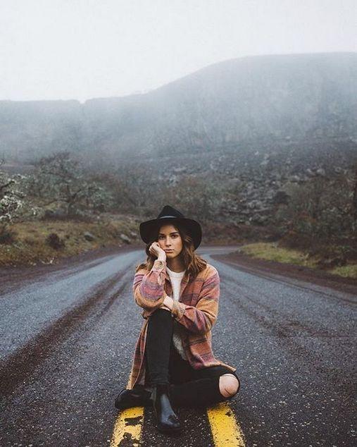 portrait photography poses female