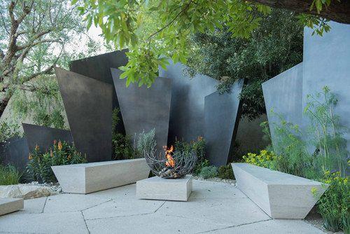 Geometric Garden Design Adamchristopherdesign Co Uk Landscape Design Garden Design Garden Architecture