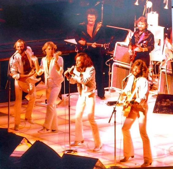 BeeGees and Andy Gibb 1979