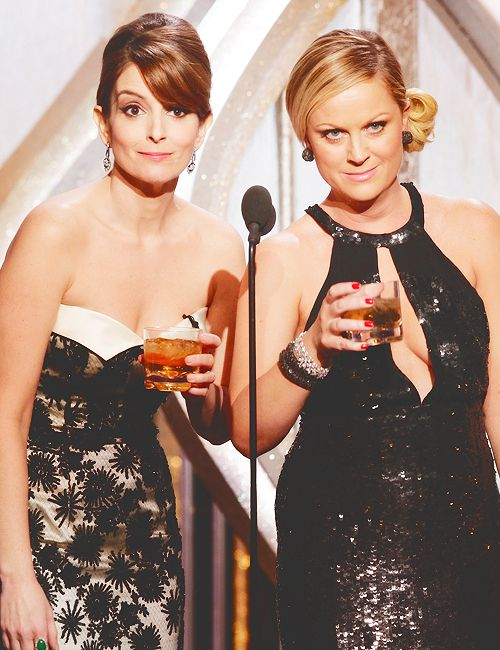 I want a friendship like Tina Fey & Amy Poehler. Someone who has the same level of hilarious ness as me. Most people can't hang or handle it hahaha