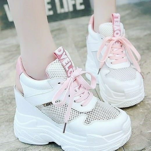 women Sneakers – Womens shoes wedges