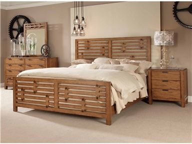 Shop For Broyhill 4333 Panel Bed And Other Bedroom Beds At Furniture Showcase In Stillwater