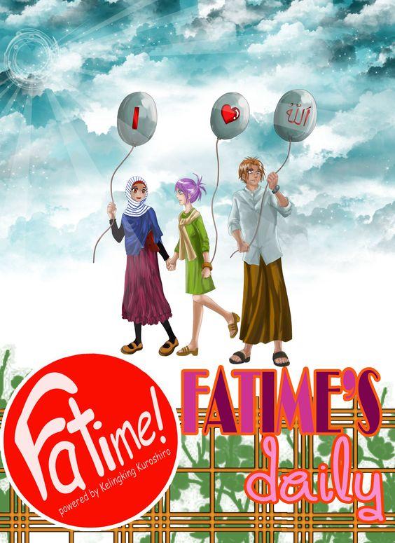 Fatime's Daily. My OC