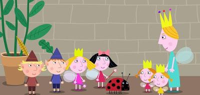 Ben and Holly's Little Kingdom - Blog de los niños