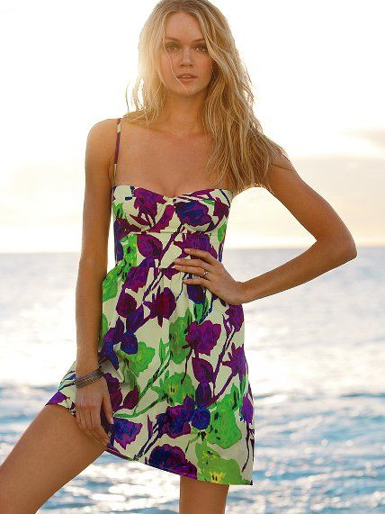 The Corset Dress VictoriasSecret http://www.victoriassecret.com ...