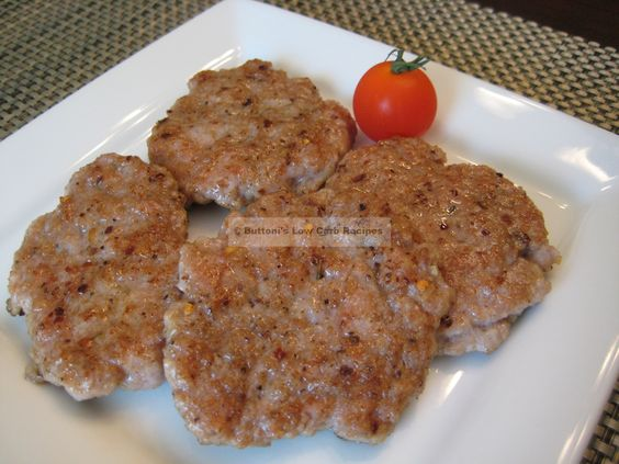 how to cook vegetarian sausage patties