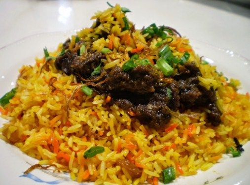 Resep Nasi Briyani Biryani Resep Makanan Resep