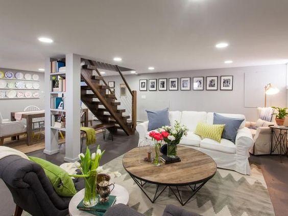 13 Amazing Basement Design Ideas : Rooms : Home & Garden Television