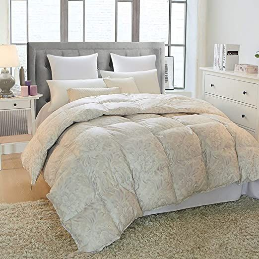 Jiangjie Quilt Duvet Extra Thick Warm 100 Cotton Anti Dust Mite Amp Down Proof Fabric Anti Allergen Luxury Winter Quilted Duvet Dust Mites Luxury Winter